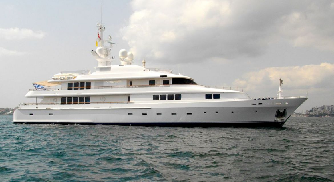 Featured Yacht Vera - by: yachtingalliance.com