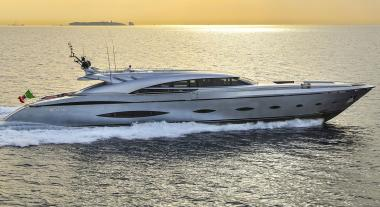 Motor Yacht yacht My Toy for charter