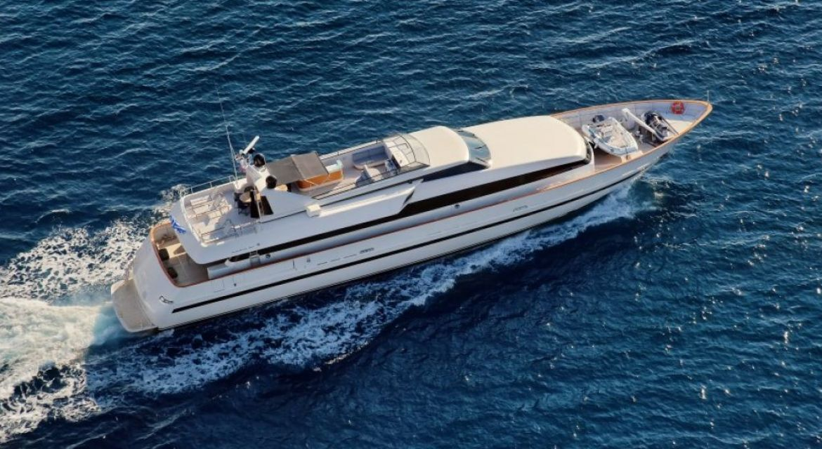 1|Motor Yacht Obsesion for charter