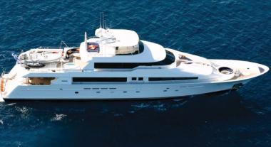 Motor Yacht yacht Westport 40 i for charter
