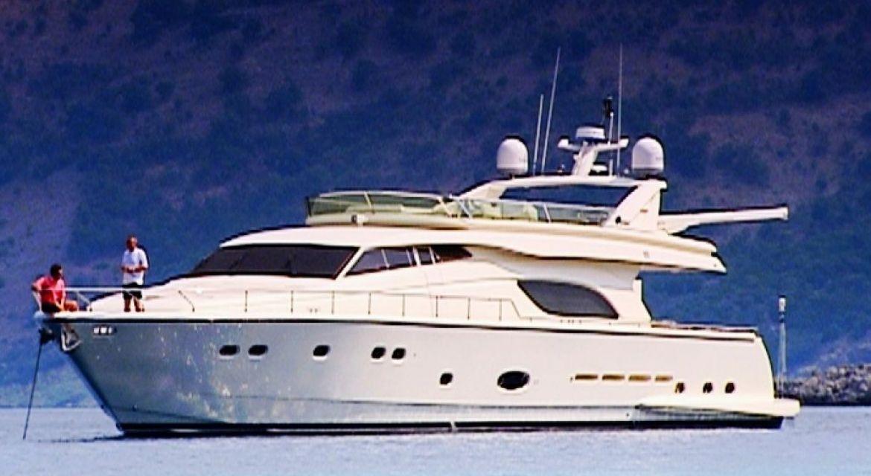 Motor Yacht yacht Armonia for charter