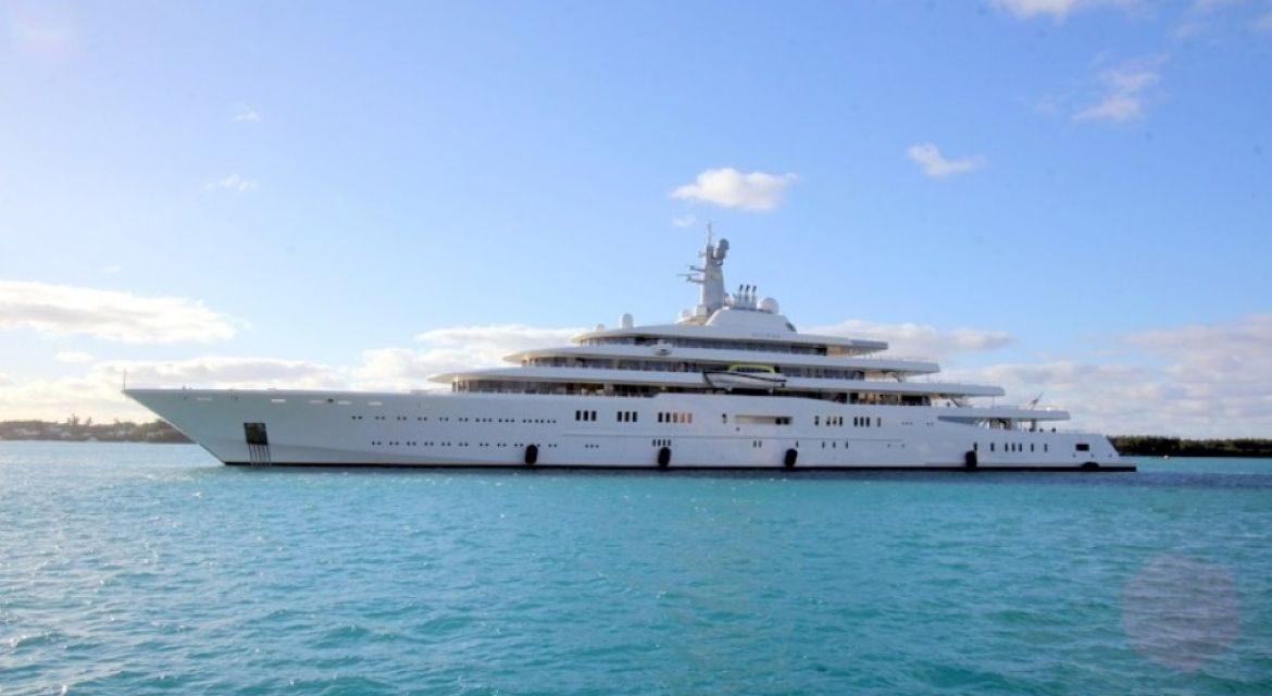 Featured Yacht Eclipse - by: yachtingalliance.com