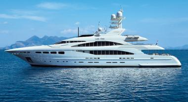 Motor Yacht yacht Lady Dee for charter