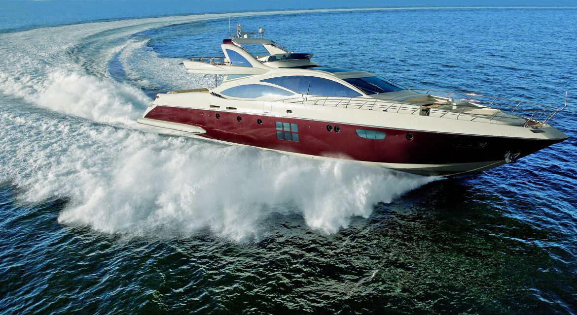 1|Motor Yacht Duke for charter