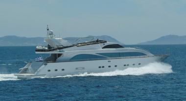 Motor Yacht yacht Dream B for charter