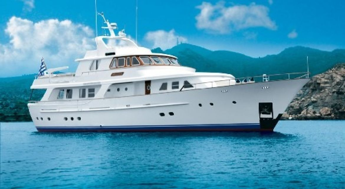 1|Motor Yacht Suncoco for charter